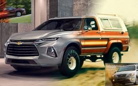 """Ngoài Chevrolet Blazer, đây là 5 dòng SUV """"biến chất"""" thành crossover"""
