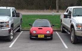Autozam AZ-1: Siêu xe nhỏ nhất thế giới do Mazda và Suzuki chung tay sản xuất