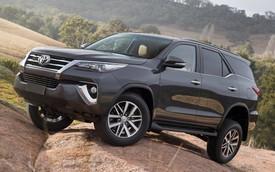 Toyota Fortuner 2018 đặt lịch về Việt Nam, tăng giá và thêm 2 phiên bản mới