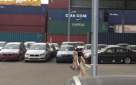 126 container chở xe BMW và MINI tại cảng Việt Nam đã bị tái xuất về Đức