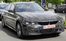 Thêm hình ảnh về BMW 3-Series mới - bản sao của đàn anh 5-Series