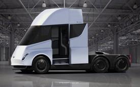 Quá nhiều câu hỏi xoay quanh chế độ lái Mad Max trên xe tải Tesla Semi