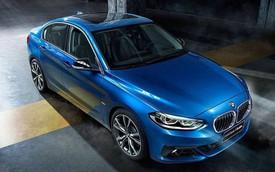 Không chỉ còn bán tại Trung Quốc, BMW 1-Series sedan sẽ được bán ra toàn cầu, khởi đầu là khu vực này