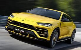 10 dòng SUV không ngán Lamborghini Urus trong cuộc đua mã lực