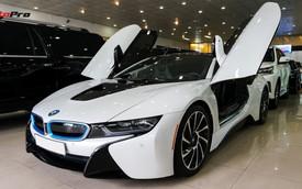 BMW i8 - Siêu xe đình đám một thời tụt giá mạnh tại Việt Nam