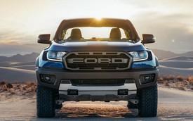 Ford Ranger Raptor tung video mới chuẩn bị cho ngày ra mắt tại Australia