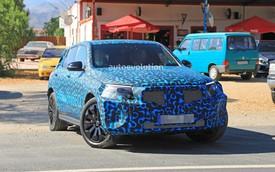 Mercedes-Benz EQC - Bản sao hoàn chỉnh của GLC nhưng dùng động cơ điện lộ diện