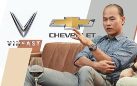 VINFAST-BMW không thể rẻ nhưng VINFAST-GM thì lại là câu chuyện khác