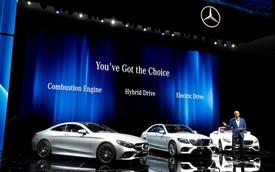 Án phạt 4,4 tỉ USD từ chính phủ Đức treo lơ lửng trên đầu Daimler