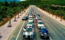 Hơn 100 xe Mercedes-Benz GLC từ 3 miền tổ quốc hội ngộ tại Quảng Bình