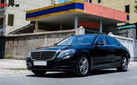 Mercedes-Benz S400 2017 xuống giá 3,4 tỷ đồng sau khi thế hệ mới ra mắt