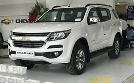 Giảm giá liên tục, Chevrolet quyết lấn thêm thị phần tại Việt Nam