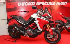 Ducati Multistrada 1260 Pikes Peak - Adventure cao cấp cho dân chơi Việt