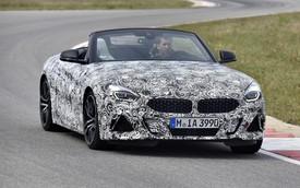 BMW lần đầu tiên hé lộ Z4 hoàn toàn mới