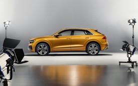 SUV chủ lực Audi Q8 lộ ảnh nóng ngay trước giờ ra mắt
