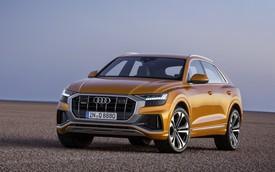 Ra mắt Audi Q8 - Chương sử mới của Audi