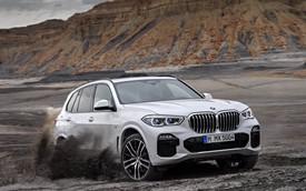 """BMW X5 thế hệ mới ra mắt - """"Ông chủ"""" mới trên phân khúc"""