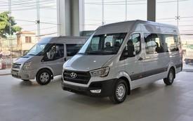 Hyundai Thành Công sắp có sản phẩm mới cạnh tranh Ford Transit