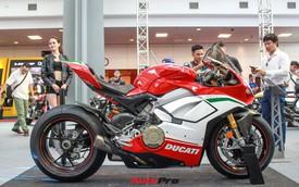 Ducati công bố giá sốc hàng loạt xe phân khối lớn: Panigale V4 dưới 1 tỷ đồng