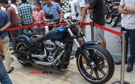 Harley-Davidson Breakout bản kỉ niệm 115 năm giá ngang Toyota Camry tại Việt Nam