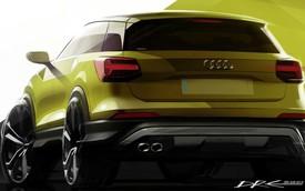 Audi chuẩn bị 4 dòng SUV mới liên tiếp: Q1, Q4, Q6, riêng Q9 đấu RR Cullinan