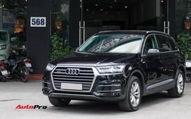 SUV 7 chỗ Audi Q7 2016 đi 2 năm bán lại hơn 3,2 tỷ đồng tại Hà Nội