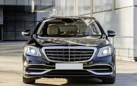 Chiều nay Mercedes-Benz ra mắt xe S-Class 2018 tại Hà Nội