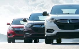 Honda HR-V được cho là về Việt Nam, sẽ cạnh tranh Ford EcoSport?