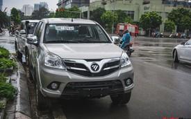 Khám phá bán tải Trung Quốc vừa về Việt Nam, cạnh tranh Ford Ranger