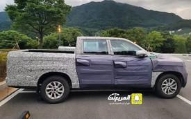 Bất ngờ lộ diện bán tải Hyundai đầy bí ẩn chạy thử nghiệm, có thể cạnh tranh Ranger và Hilux