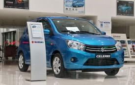 Suzuki Celerio phiên bản mới chốt giá 329 triệu đồng, nhanh chân khi Toyota Wigo chưa kịp ra mắt