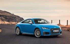 Audi TTS 2019 rò rỉ ảnh chính thức