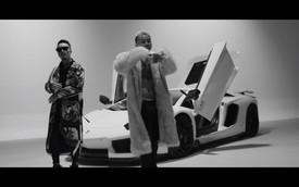 Lamborghini Aventador độ Novitec độc nhất Việt Nam đi đóng MV