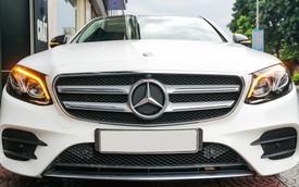 Mercedes-Benz E300 AMG khấu hao 200 triệu đồng sau 7.000 km lăn bánh