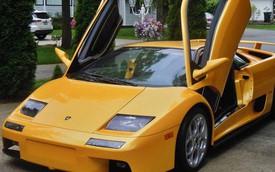 Lamborghini Diablo bị nhái như thật với giá sốc 1,4 tỷ đồng