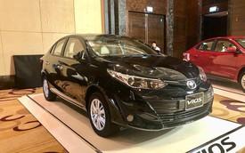 Toyota Vios 2018 lộ diện trước ngày ra mắt tại Việt Nam