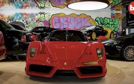 Bên trong showroom đầy ắp siêu xe trị giá gần 50 triệu USD tại Dubai