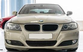 BMW 320i 9 năm tuổi rao bán ngang giá Toyota Vios