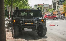 """""""Xế khủng địa hình"""" Hummer H1 Alpha độc nhất tại Việt Nam xuống phố"""