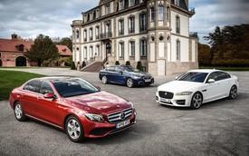 Sedan dài như Audi A6, SUV to như BMW X5, xe VINFAST sẽ cạnh tranh với những đối thủ nào?