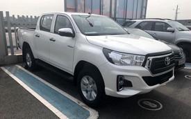 Toyota Hilux 2018 thông quan, bắt đầu về đại lý nhưng khách Việt chưa thể mua được