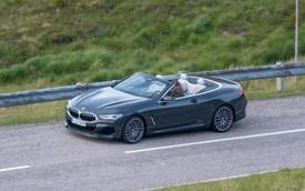 """BMW 8-Series mui trần 2019 xuất hiện """"trần trụi"""" sớm gần một năm"""