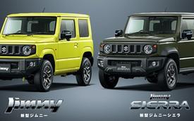 Suzuki Jimny xác nhận có mặt ở Thái Lan, liệu có về Việt Nam?