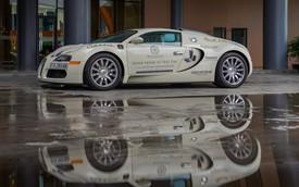 Siêu phẩm Bugatti Veyron đã bảo dưỡng xong, sẵn sàng quay trở lại chặng cuối hành trình xuyên Việt