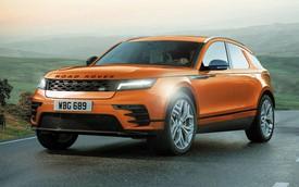 Road Rover - SUV sang địa hình hoàn toàn mới sắp ra mắt