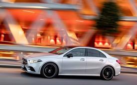 Mercedes-Benz A-Class sedan chính thức trình làng: Xe thương mại có độ cản gió tốt nhất thế giới