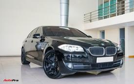 Sau 7 năm và hơn 4 vạn km, BMW 5-Series khấu hao gần 1,3 tỷ đồng