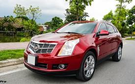 Cadillac SRX 2010 - Món ngon nhưng ít đại gia Việt thưởng thức