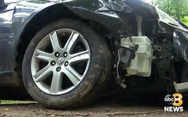 Trộm xe của bố mẹ nuôi đi chơi, cậu bé 10 tuổi gây tai nạn kinh hoàng