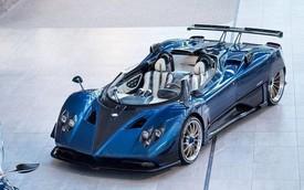 Pagani cướp ngôi xe đắt nhất thế giới từ tay Rolls-Royce